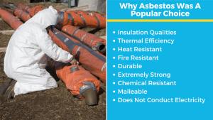 why was asbestos used image