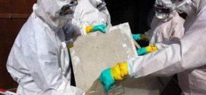 licensed asbestos contractors
