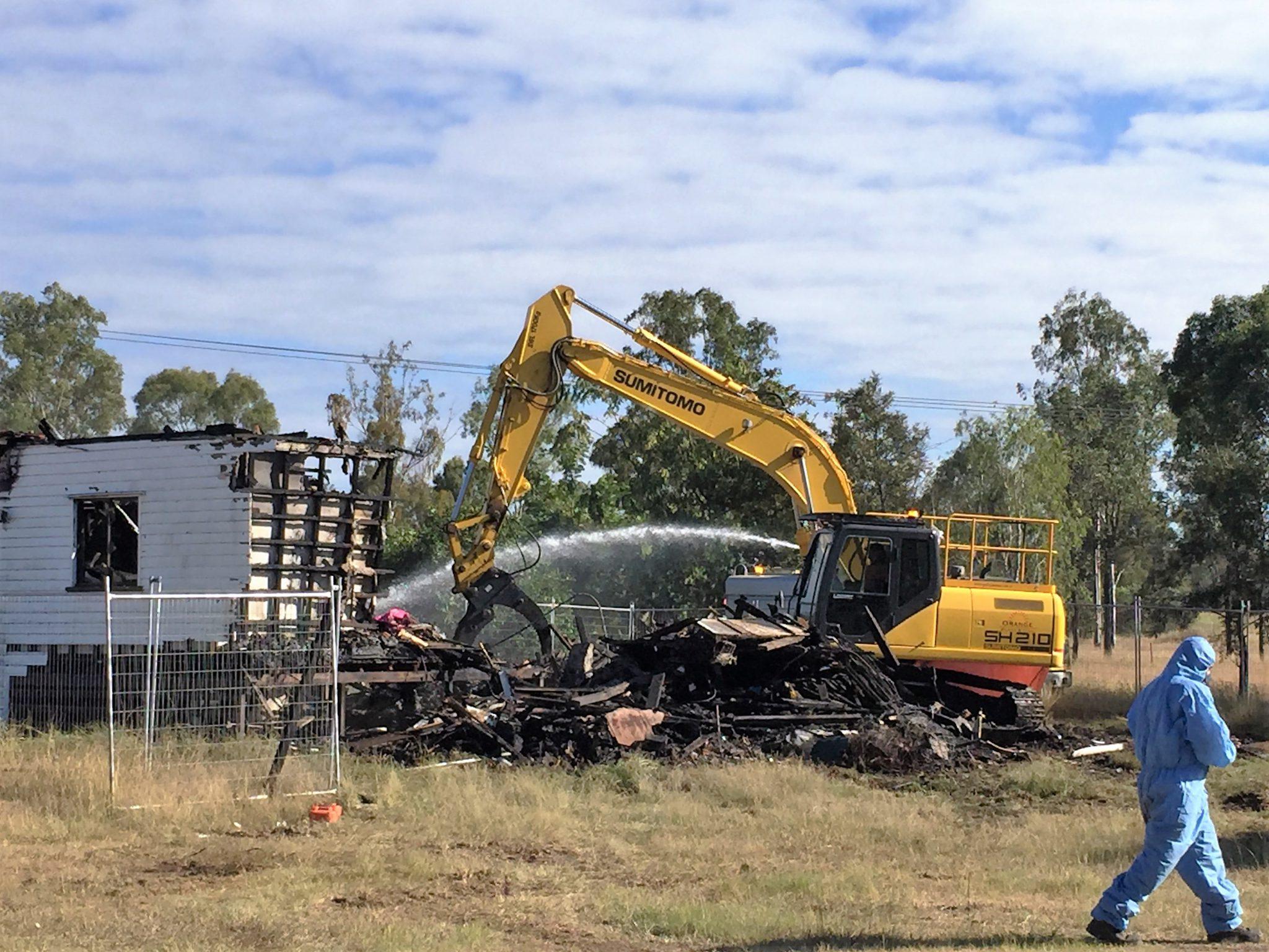 asbestos demolition contractors