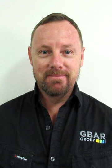 Headshot of Gary Dean
