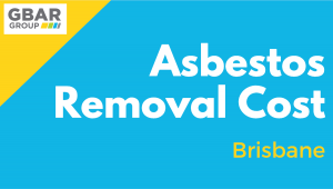 asbestos removal brisbane cost banner image