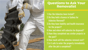 questions to ask your asbestos removal specialist