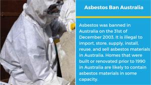 history of asbestos ban in Australia