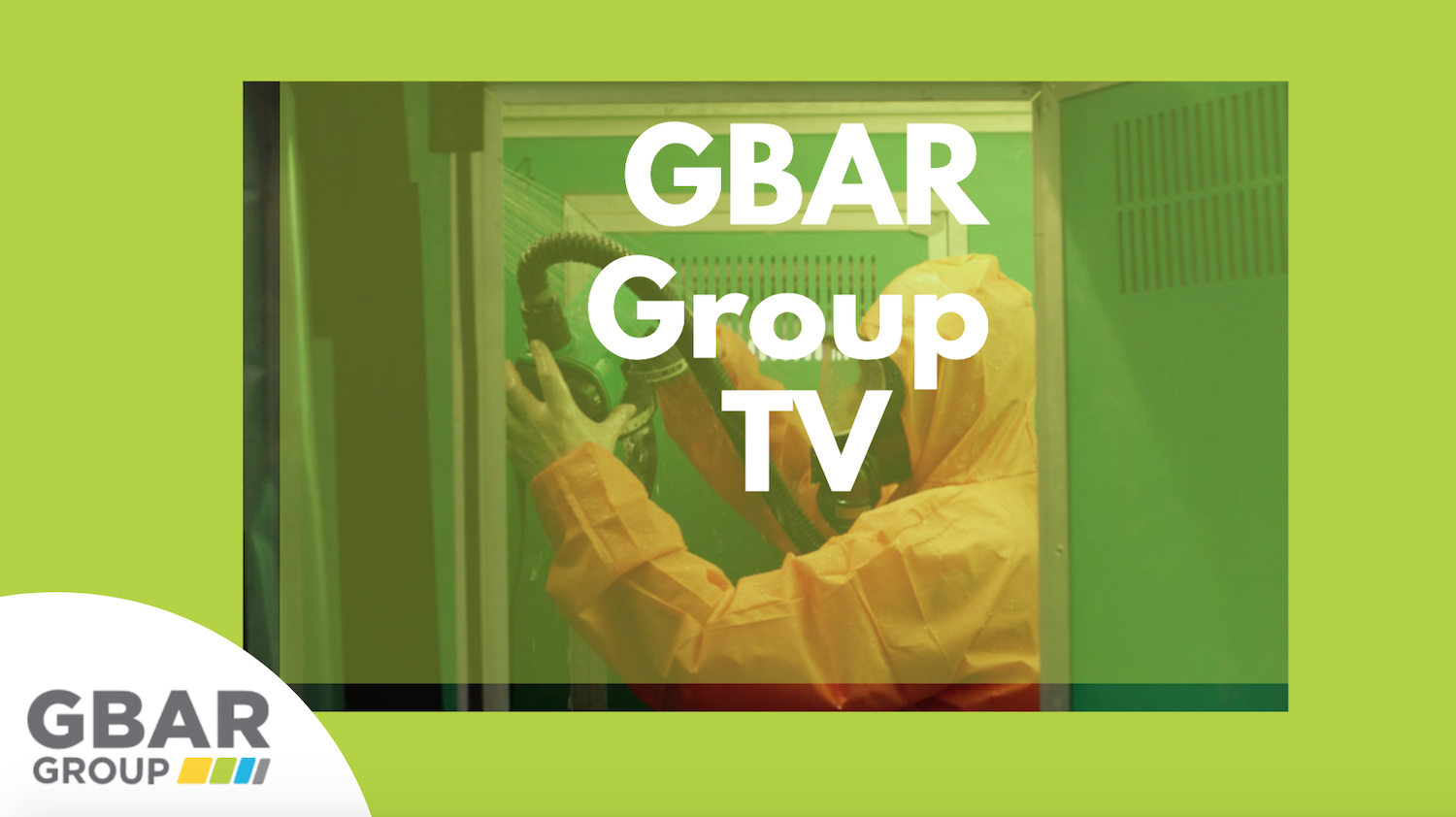 GBAR Group TV Cover Image
