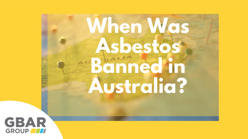 When Was Asbestos Banned in Australia Cover Image