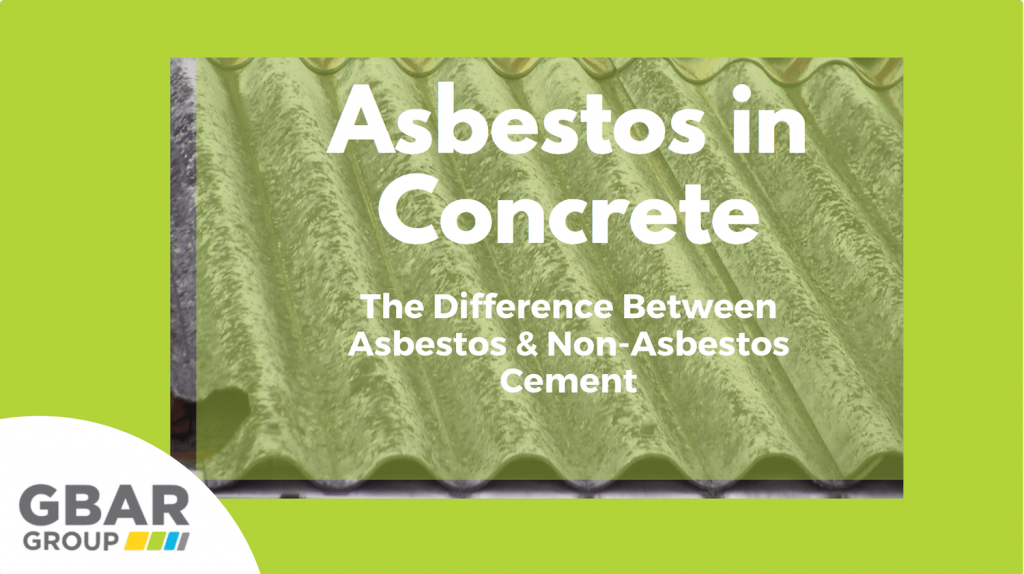 asbestos in concrete - cover image