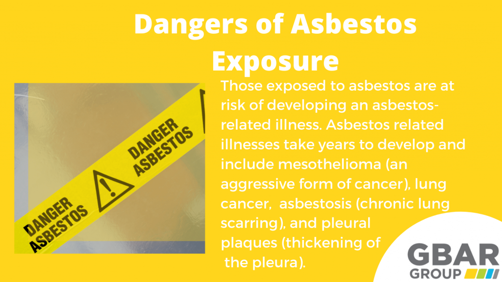 dangers associated with asbestos floor tiles