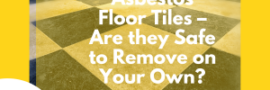 asbestos floor tiles cover image