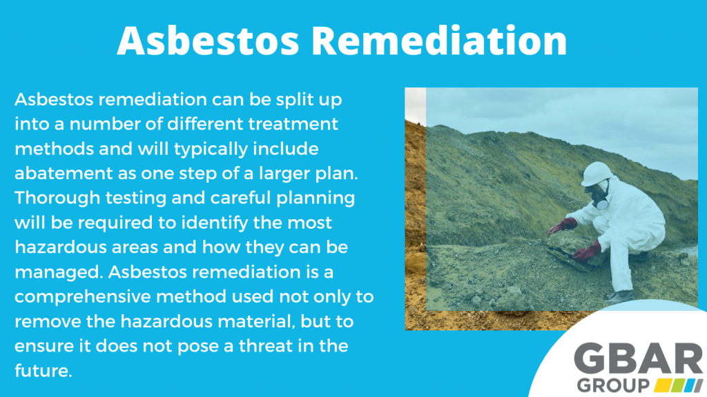asbestos remediation explained